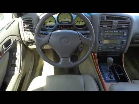 1999 Lexus GS 300   Northside Lexus   Houston, TX 77090