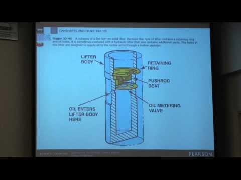AMT 322 Engine Repair (Pt6) Professor Brian Noel 4/28/15
