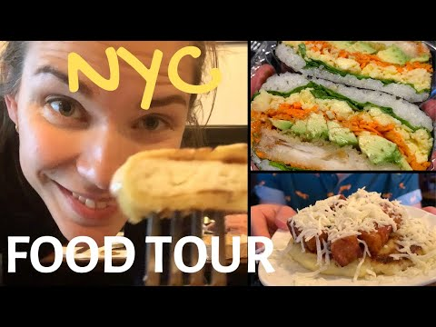 NYC'S BEST FOOD TOUR: Jackson Heights, Queens