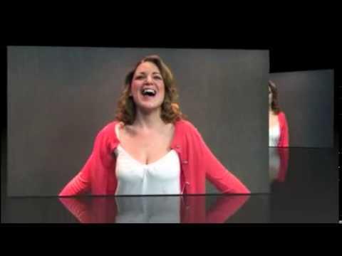 Miranda Reynolds Galinda Upland- Wicked Audition