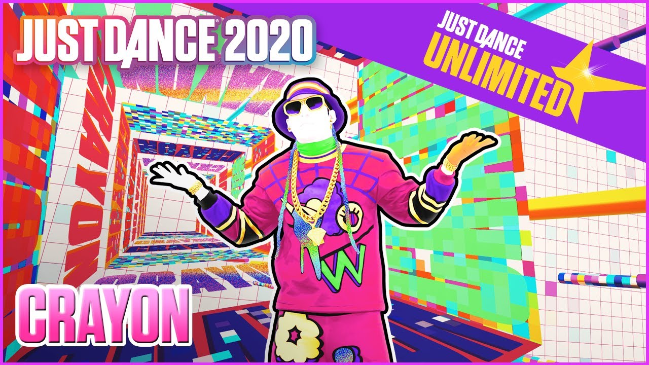 Just Dance Unlimited: Crayon (크레용) by G-Dragon | Official Track Gameplay [US]