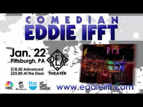 Eddie Ifft - Live at the Rex Theater - Jan 22, 2011