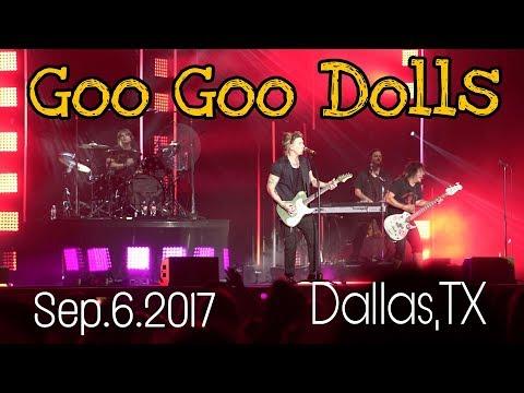 Goo Goo Dolls - Dallas,TX - Sep.6.2017