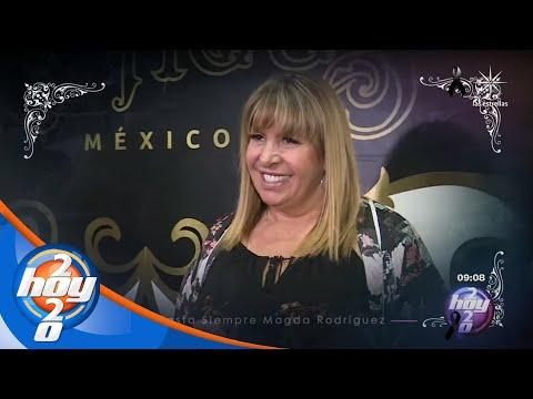 Este fue el legado de Magda Rodríguez en la televisión mexicana   Hoy