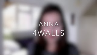 (COVER) F(x)'s 4Walls by Anna