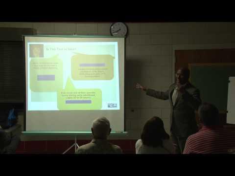 City of Linden: Social Justice Complex Presentation
