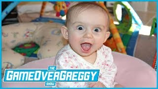 Should You Have Kids? - The GameOverGreggy Show Ep. 205 (Pt. 2)