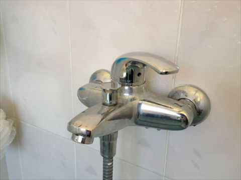 Bathtub Mixing Valve