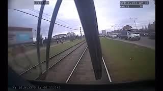 Train Accident (Russia) Video