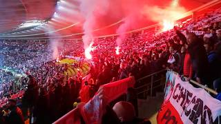 Austria Polska Wiedeń Hymn Narodowy 21.03.2019