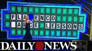'Wheel of Fortune' contestant loses $7,100 with mispronunciation