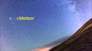 2011 Delta Aquarid Meteor Shower