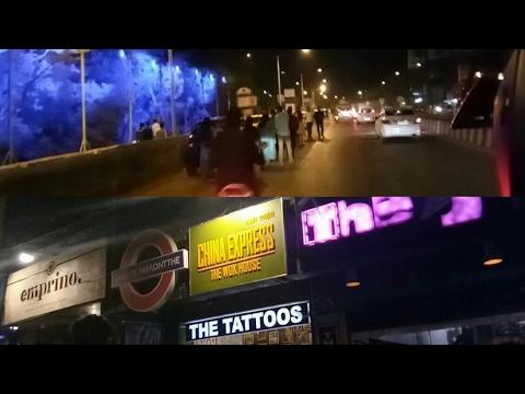 Carter road | Mumbai's nightlife | Shanivaar raati humein neend nahi aati