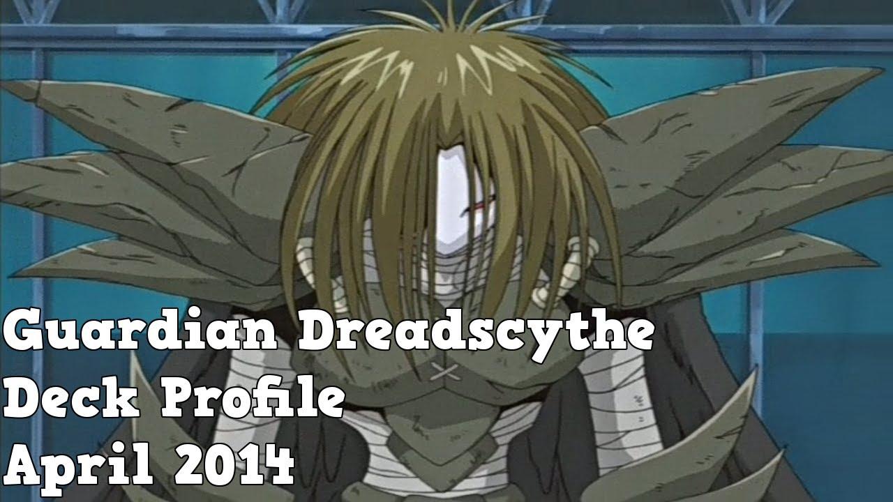 Yugioh Guardian Dreadscythe Deck