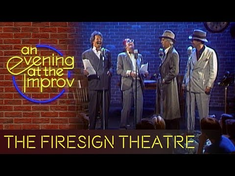 The Firesign Theatre  An Evening at the Improv