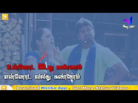 Whatsapp status tamil video   Love folk song   Dhimusu katta