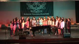 Coro Feminino Do Conservatório Reg.Palmela - True Colors