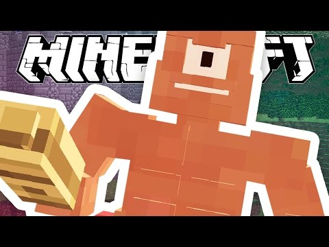 Thumbnail: Minecraft | HOW TO BE A GIANT!!!