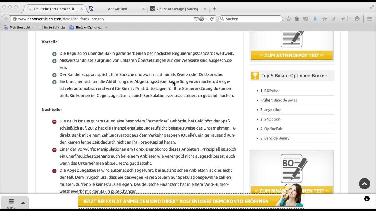 Deutsche Broker