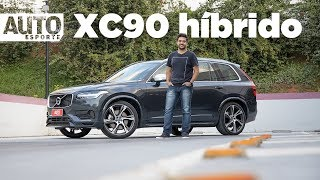 As armas do Volvo XC90 contra o Land Rover Velar