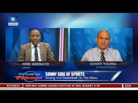 Analysing Trending Boxing, Basketball Stories With Sonny Young |Sports Tonight|