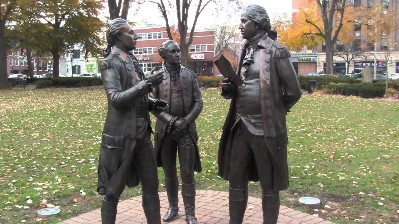 a comparison of alexander hamilton and george washington Alexander hamilton was george washington's secretary of the treasury he was a federalist, meaning he believed in a strong central government, unlike the democratic-republicans (aka jeffersonians .