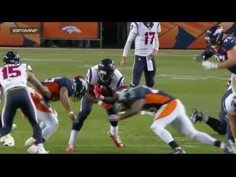 NFL Best Sacks and Big hits of 2016-17