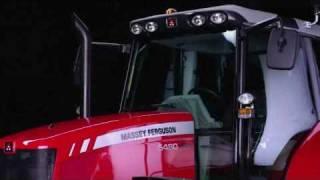 Massey Ferguson MF 5400: Cab Suspension