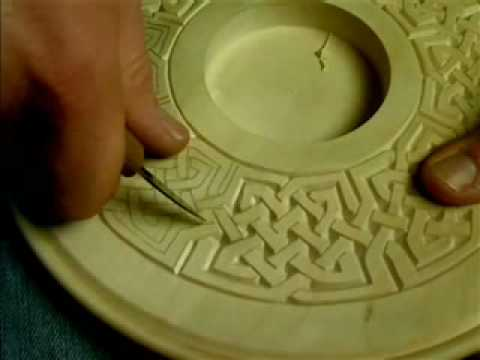 My chip carving positive image chip carving youtube