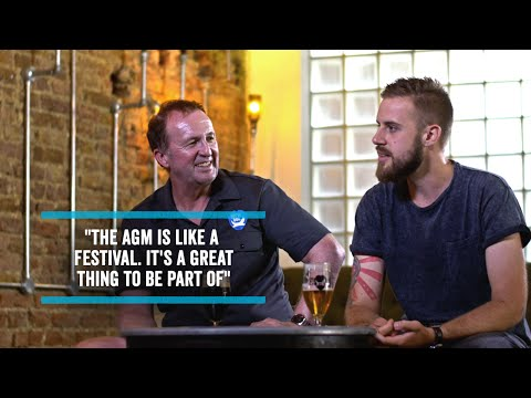 "Equity: By Punks – ""The Craft Beer Community"""