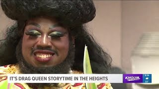 Child Sex Offender is Allowed To Read At 'Drag Queen Storytime' in Houston Public library