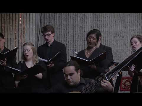 Westminster Kantorei - Early Music America's 2017 Young Performers Festival