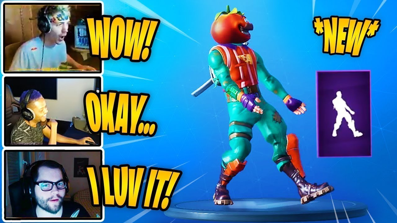 STREAMERS REACT TO NEW BOOGIE DOWN EMOTE/DANCE ...