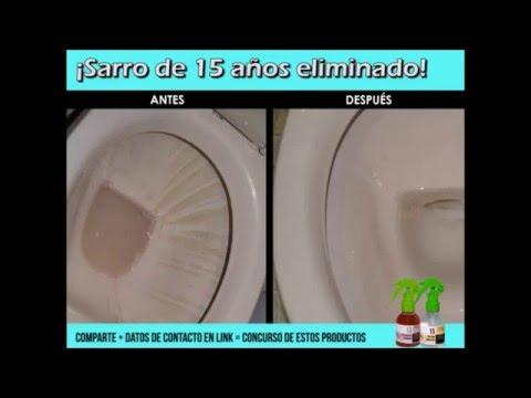 Cómo limpiar el sarro en baños - 13 Restaurador de Vidrios + 15 ...