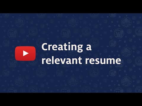 Getting Started With Your Resume Student Engagement And