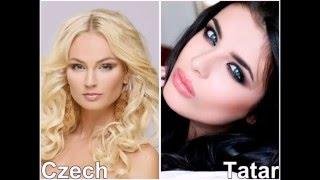 Slavic vs Turkic