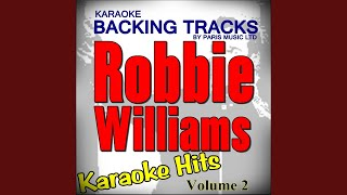 Shine My Shoes (Originally Performed By Robbie Williams) (Full Vocal Version)