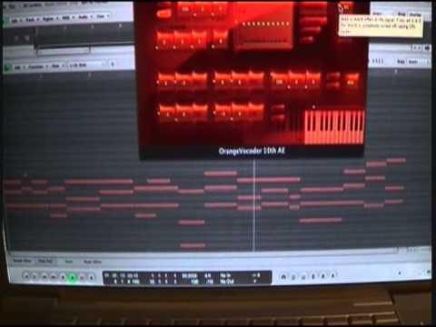 Prosoniq Orange Vocoder Disneyland Electrical Parade (Vocoder Intro # 4)mpg