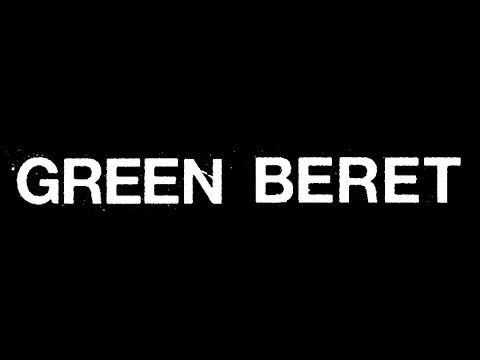 Green Beret 03/28/15
