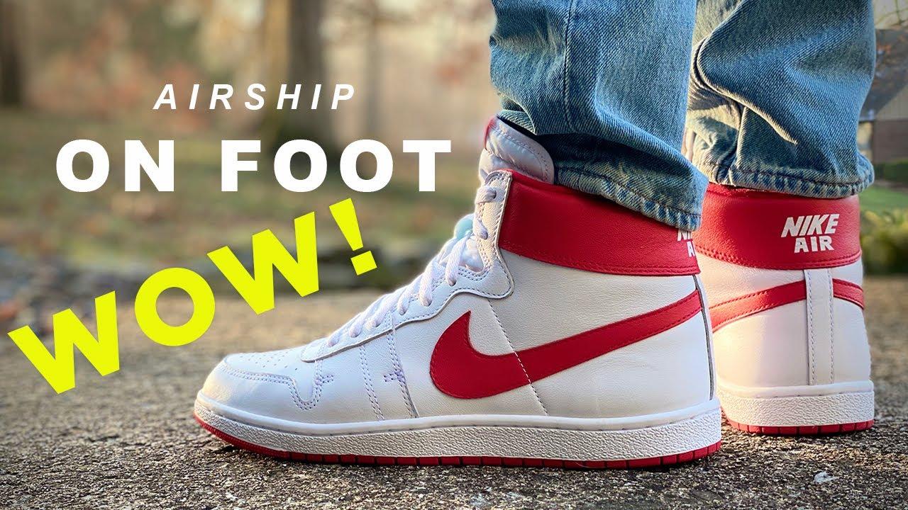 2020 Nike Airship ON FEET ( Jordan New