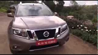 Fasttrack: Nissan Terrano Test Drive