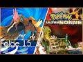 Pokémon Ultra Sonne Nuzlocke #15 - Helden aus der 3. Reihe Challange Time xD 🔴LIVE