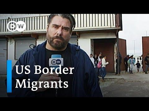 Authorities begin relocating migrants in Tijuana | DW News