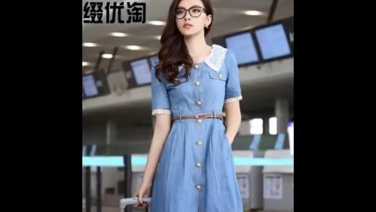 32ce437265 vestidos para adolescentes - YouTube