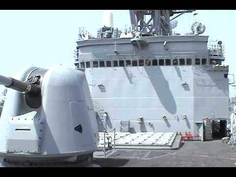 Tour of USS Fletcher 2004 Part I.avi