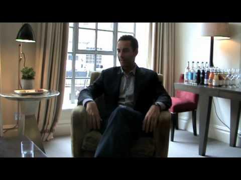 EF Interview Jay Harrington (Part 1)