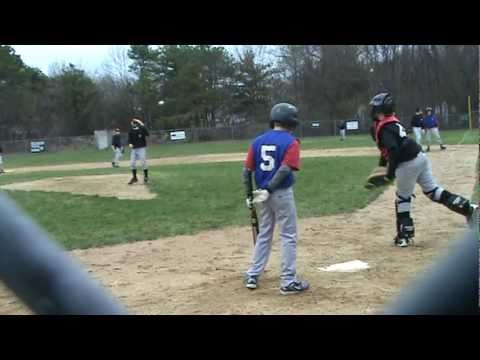 12 year old fast pitcher