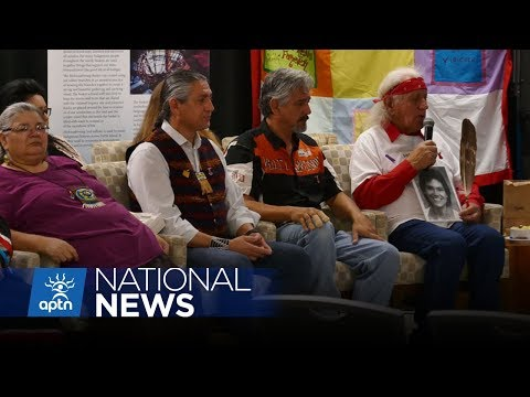 'It's our day' Pictou family tells their truth at Membertou inquiry | APTN News