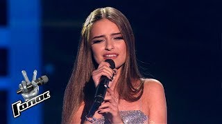 "Emily Cooper performs ""Every Breath You Take"" - Blind Audition - The Voice Russia - Season 8"