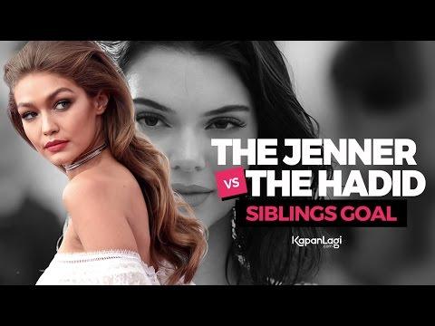 The Jenner vs The Hadid, Siapa Lebih Kece?